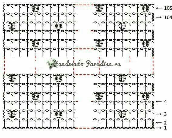 Booble afgan pattern