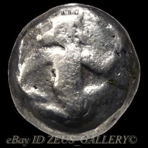 Item specifics     Denomination:   Siglos   Date:   420 BC     Grade:   Fine   Composition:   Silver      ACHAEMENID Kings of Persia Bow, Dagger SIGLOS Ancient Greek Silver Coin 4 ...