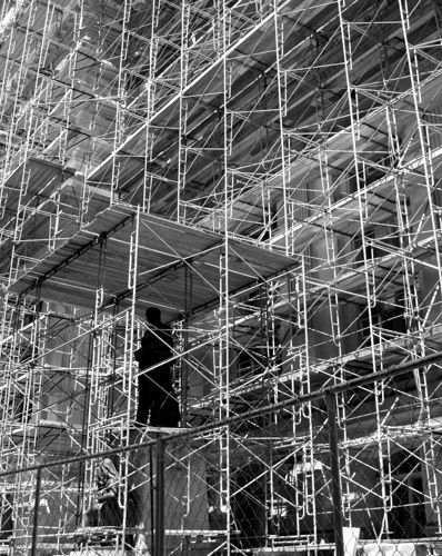 43 best 120223_temporary scaffold images on Pinterest ...