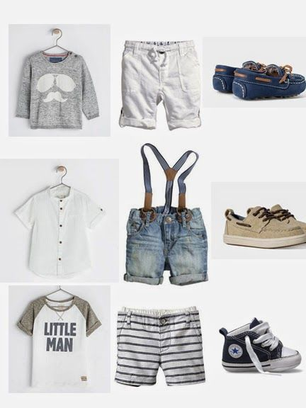 The Blissful Lane: Baby Boy Spring Fashion