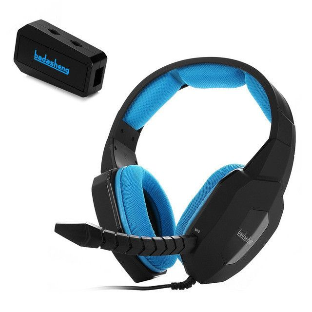 Stereo Sound Gaming Headset Headphone For PS4,Xbox One Console With Use of Microsoft Adaptor