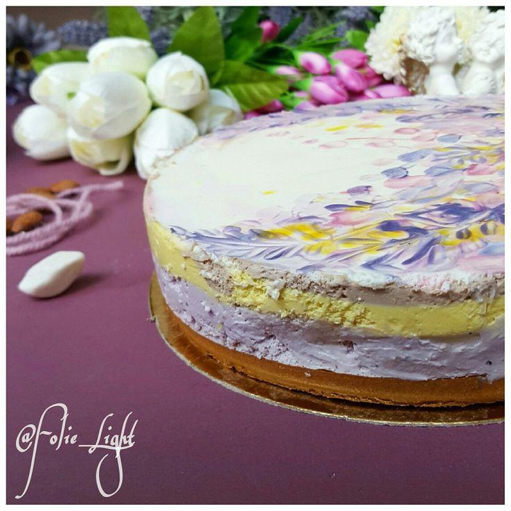 Fitnesscake, low calorie cake, protein cake, low carb, диетический торт, низкокалорийный торт,