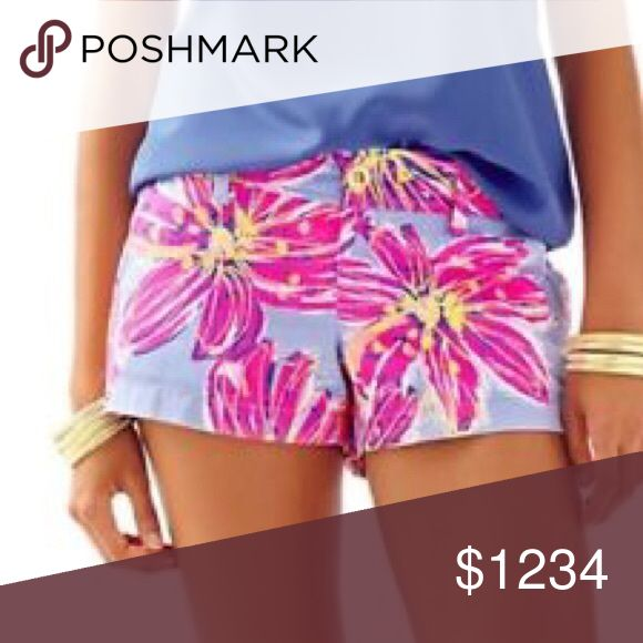 ISO Purple Party Girl Walsh Shorts - Size 6 DO NOT BUY - ISO Lilly Pulitzer Dalia Purple Party Girl Walsh Shorts Size 6 - Excellent condition or new with tags Lilly Pulitzer Shorts