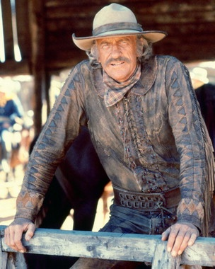 James Arness as Zebulan Macahan