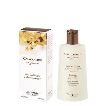 olio da bagno e idromassaggio al calycantus