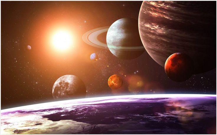 The Solar System Wallpaper | the solar system wallpaper