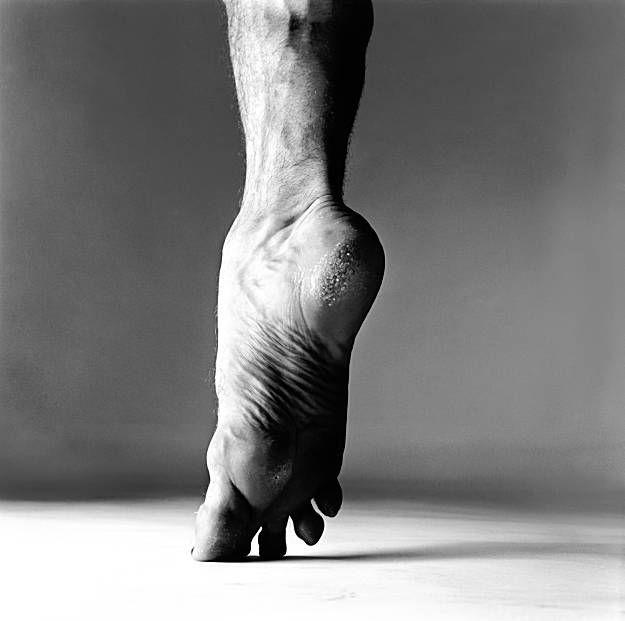 Rudolph Nureyev by Richard Avedon