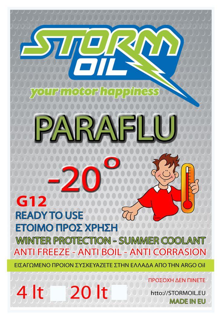 Paraflou G12 Παραφλού http://stormoil.eu/Content.asp?Code=000941