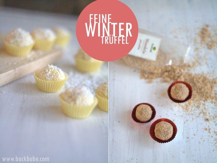 Feine Winter-Trüffel