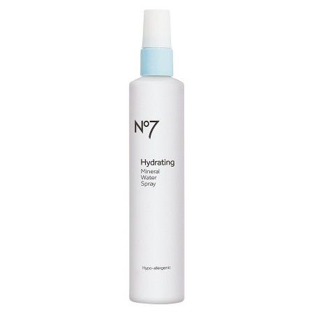 Boots No7 Hydrating Face Spray Mineral Water 3.38 oz : Target