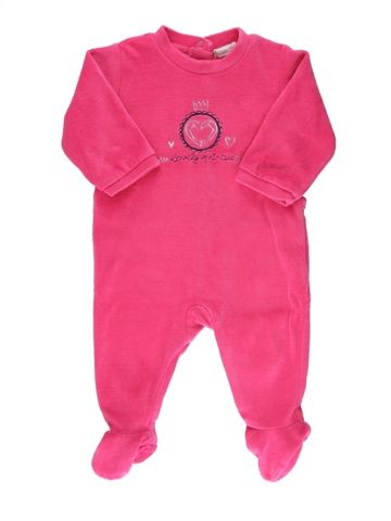 Pyjama 1 pièce Fille ABSORBA 3 mois pas cher, 9.90 €