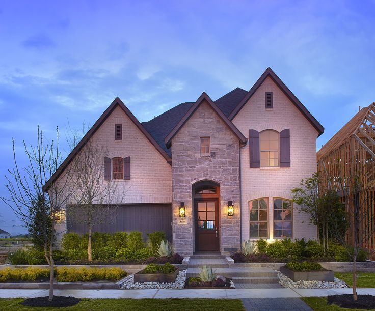 11 best castle hills southpointe lewisville tx for Saxony homes
