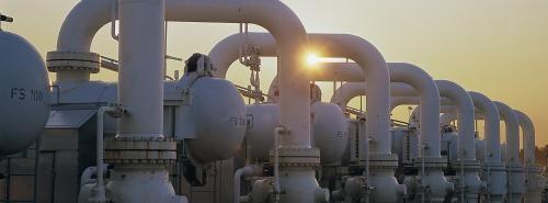 Gas: Explosion am Gas-Hub Baumgarten