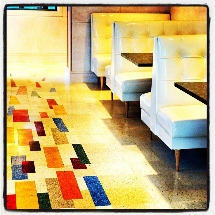 Galaxy set to open soon in Easthampton! Photo by Paul Specht. #restaurant #decor #modern #design #westernma