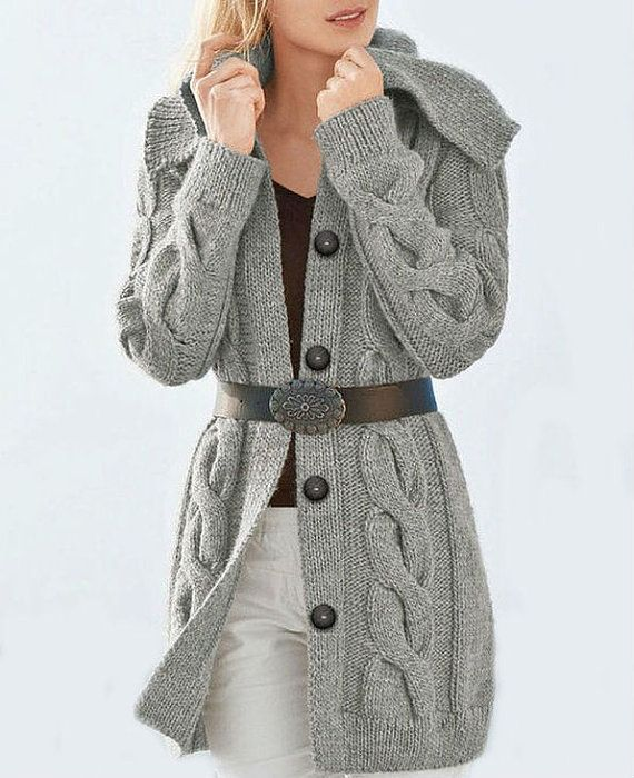 1000+ images about sweater for loretta to knit on Pinterest