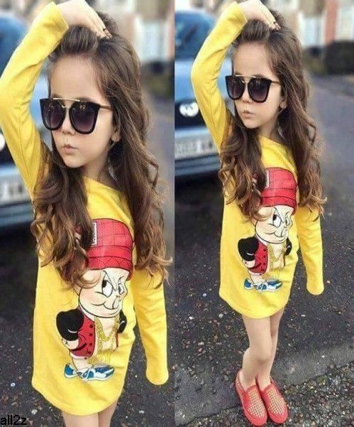 Kids Hairstyles and kids Fashion Models for 2017