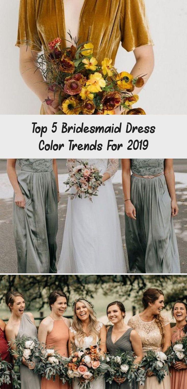 trending sage green bridesmaid dresses