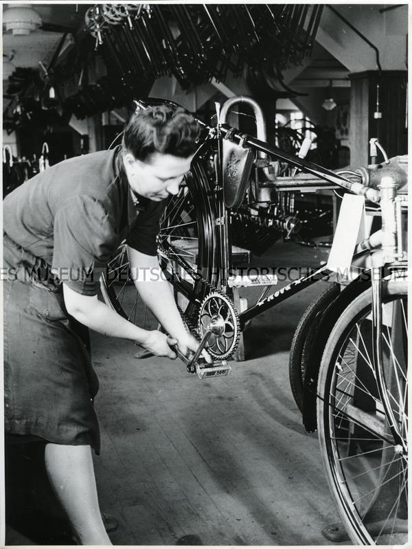 Fotograf: Dreyer, H. 1947.11 Entstehungsland: Deutschland [historisch: Deutschland, Sowjetische Besatzungszone] Entstehungsort: Mühlhausen