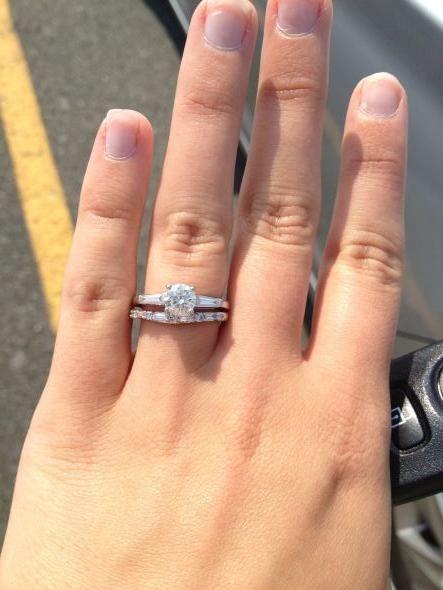 1000 images about Wedding Ring on Pinterest Diamond wedding