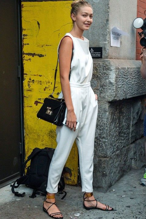 Gigi Hadid - The Queen of Street Chic   Marie Claire