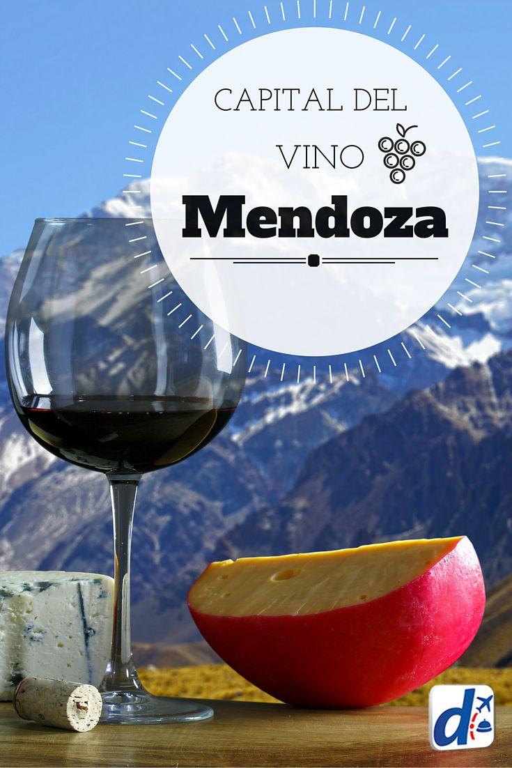Rodeadas de hermosos paisajes, las más de 130 bodegas en #Mendoza abren sus puertas año tras año para recibir a todos los visitantes que deseen recorrerlas y disfrutarlas. ¡Descubrí Mendoza, la #CapitalDelVino !