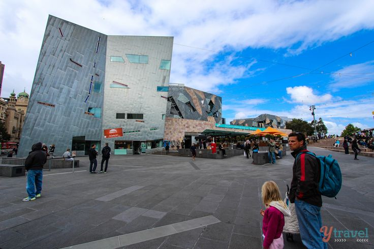 Federation Square - Melbourne, Australia why you must visit it in Melbourne