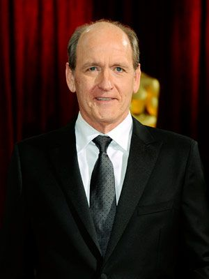 And that guy Richard Jenkins. Who knew? He's a man who, you get the feeling, wouldn't change a thing, whether anyone's watching or not.