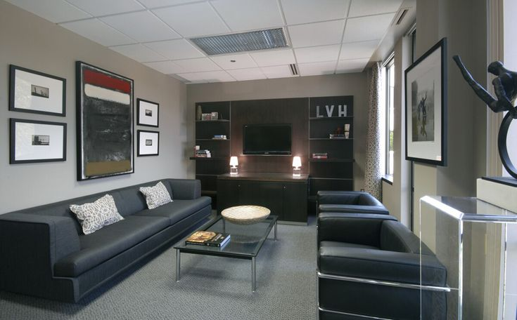 Trendy Michigan Executive Office Interior Design Ideas Photos for ...