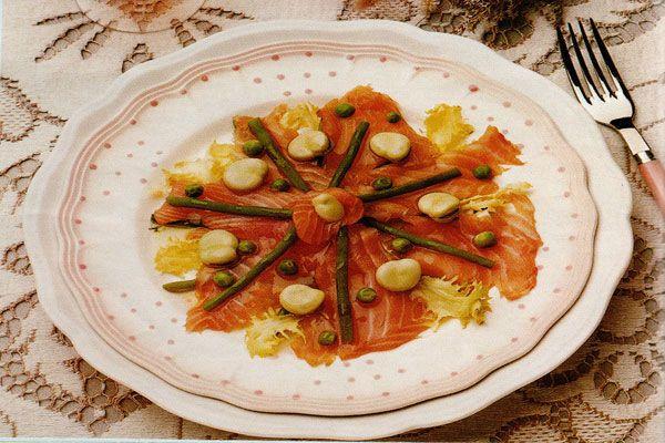 Receta de salm n marinado en aprende a preparar un - Formas de cocinar salmon ...