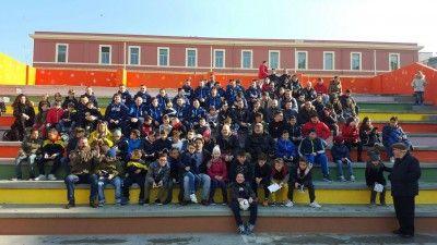 Calcio a 5 la Nazionale italiana allOratorio Salesiano del Redentore di Bari