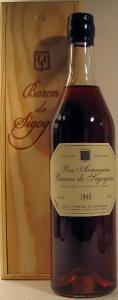 Armagnac Baron de Sigognac, Vintage 1948
