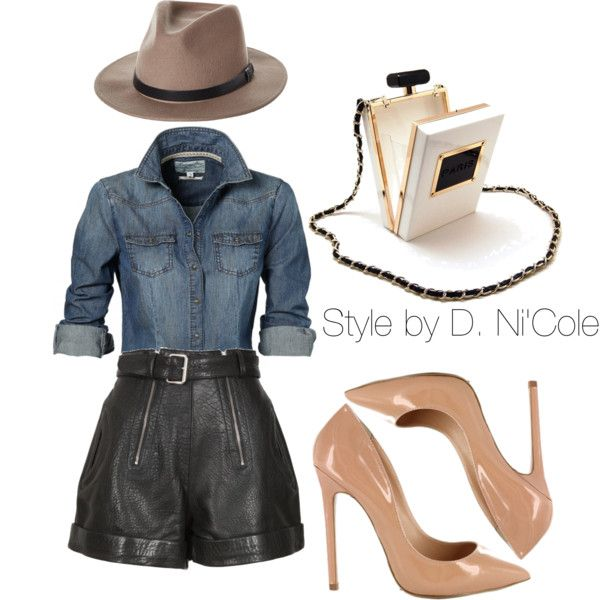 Untitled #1295, created by stylebydnicole on Polyvore