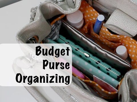 Simple Purse Organization Ideas! | What's in my bag - YouTube