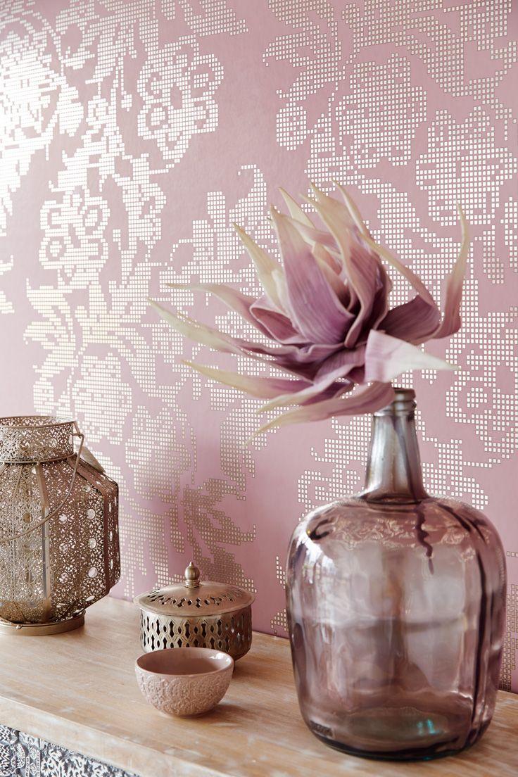 Eijffinger Yasmin #behang #wallcoverings #interieur #wonen