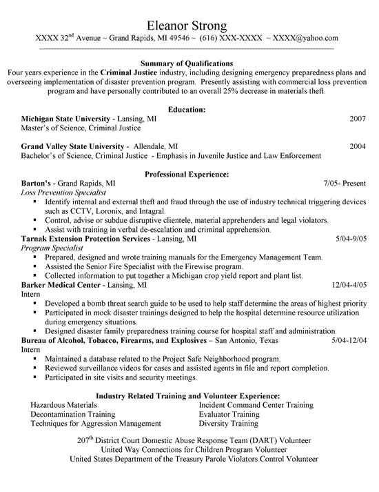 What should a perfect resume look like, what can I keep secret - house cleaner resume