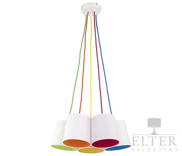 Lámpatípusok - Beltéri világítás - Függeszték - TK Lighting Artos függeszték