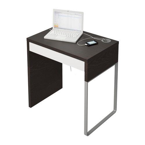 Micke desk white micke desk desks and cheap vanity for Cheap vanity desk