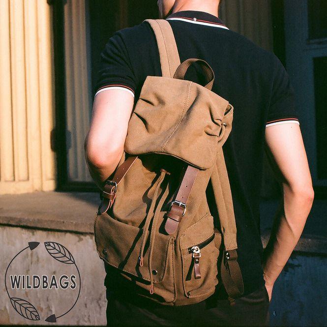 Мужские рюкзаки - Seattle Sand