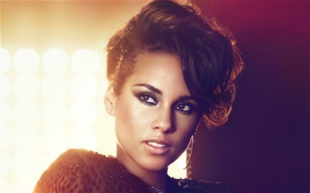 Alicia Keys's mother Teresa Augello is Caucasian, of half-Italian and half-English, Irish and Scottish descent, and her father Craig Cook is African-American.