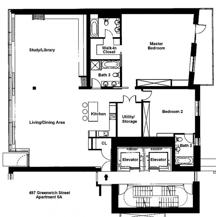 54 best interior floor plans images on pinterest | architecture