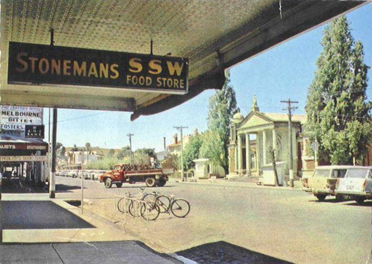 Castlemaine 1960s