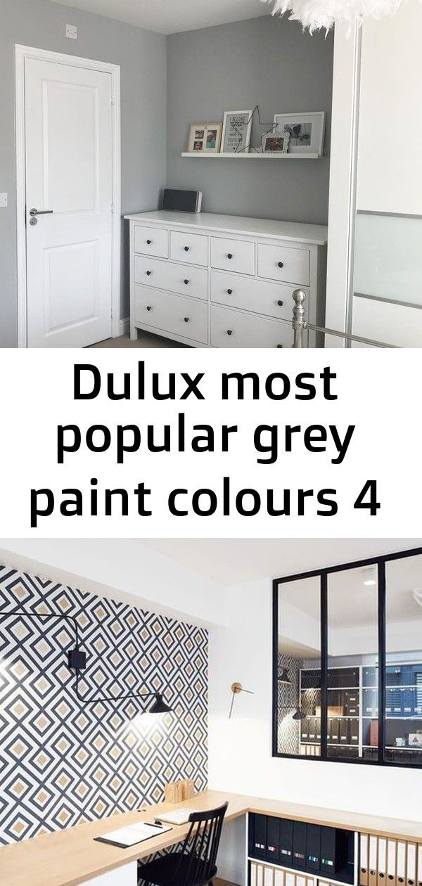 Dulux Most Popular Grey Paint Colours Bedroom Walls Painted In Dulux Goose Down Rentree 2018 5 Coul Popular Grey Paint Colors Grey Paint Colors Grey Paint
