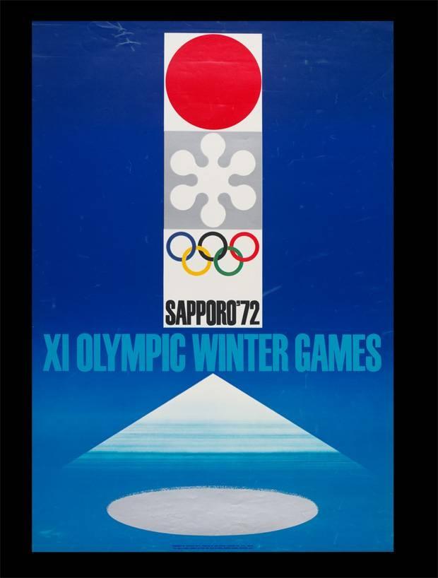 Sapporo Winter Olympics 1972