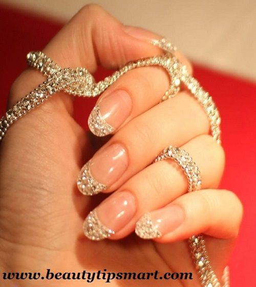 Nail Art Designs And Colors For Eid Ul Fitr 2014
