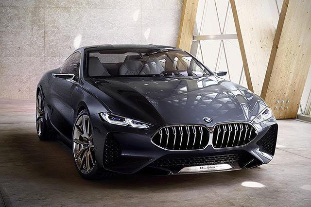 BMW 8 Serisi Tanıtıldı