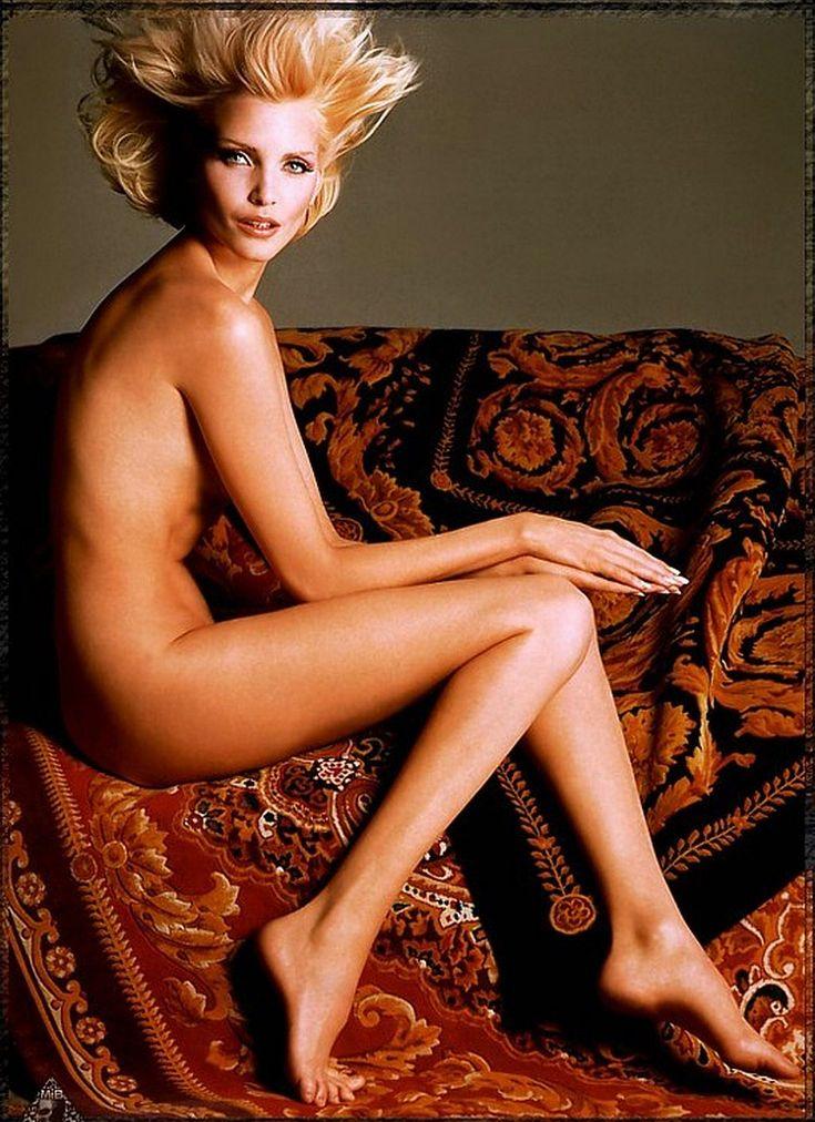 Nadja Auermann By Richard Avedon  Celebrities Nude 18 -4879