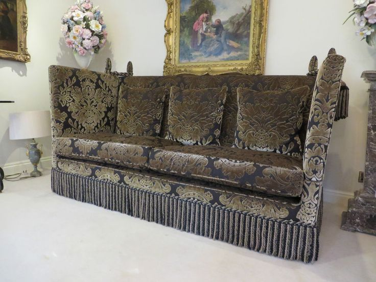215 Best Knole Sofas Images On Pinterest