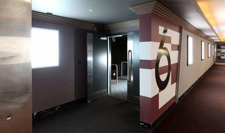 Recreation Architecture, Toombul 8 Cinemas, Brisbane, Queensland