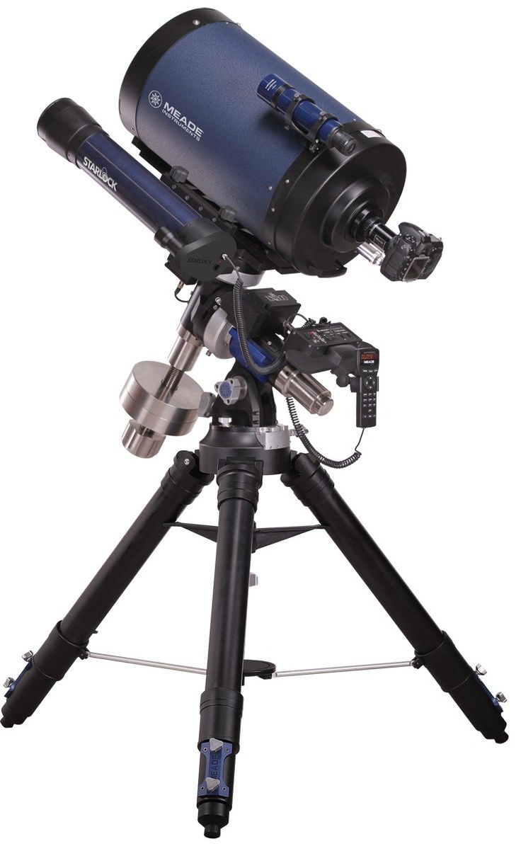 21 best telescopes images on pinterest telescope astronomy and meade with starlock telescope mount at astronomia geenschuldenfo Choice Image