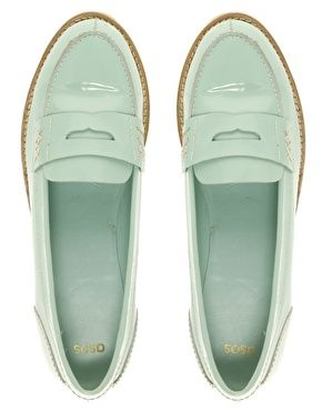 ASOS MACABEE Patent Loafer
